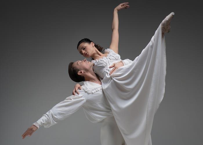 "National Ballet Theatre of Odessa, Ukraine presents ""Romeo and Juliet"""