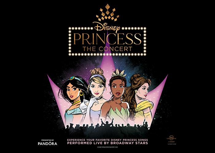 NEW DATE! Disney Princess - The Concert