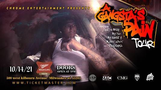 Moneybagg Yo presents A Gangsta's Pain Tour